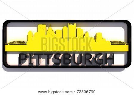Pittsburgh USA logo