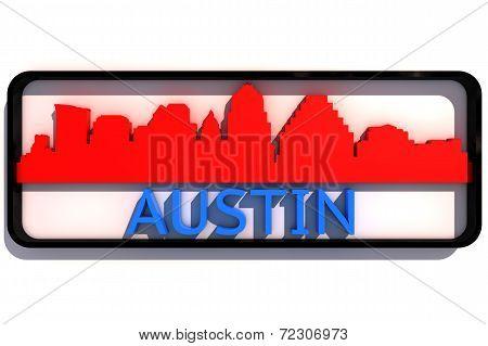 Austin USA logo