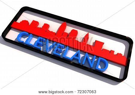 Cleveland USA logo