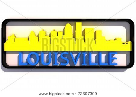 Louisville USA logo