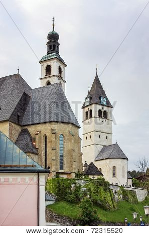 Churches In Kitzbuhel
