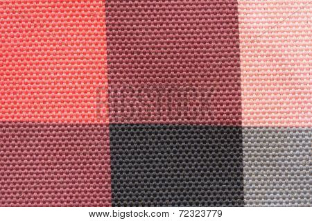 Striped Loincloth Fabric Background