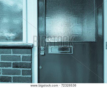 British Door