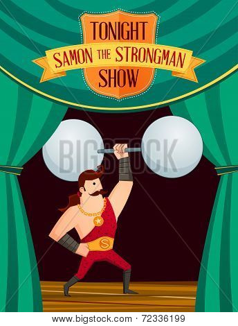 samon the strongman