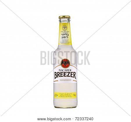 Bacardi Breezer Lemon Alcopop