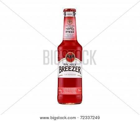 Bacardi Breezer watermelon rum cooler
