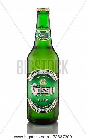 Gosser Pale Lager Beer