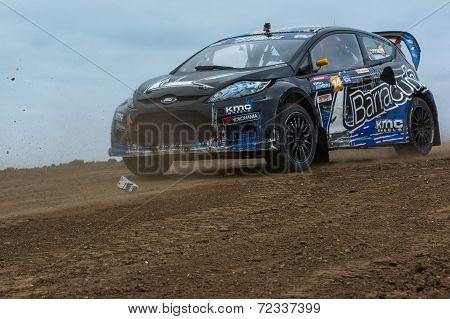Austin Dyne Rally Driver