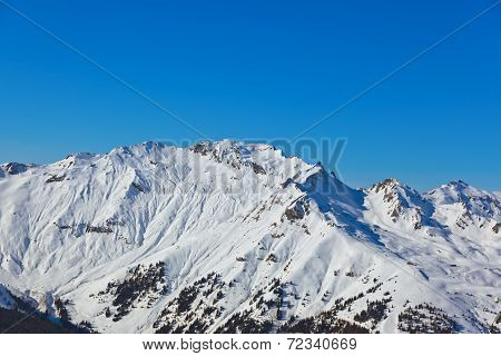 Mountains Ski Resort Bad Gastein - Austria
