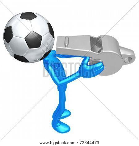Soccer Football Whistle