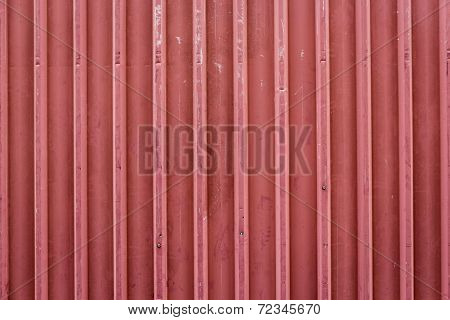 Red Line Fence