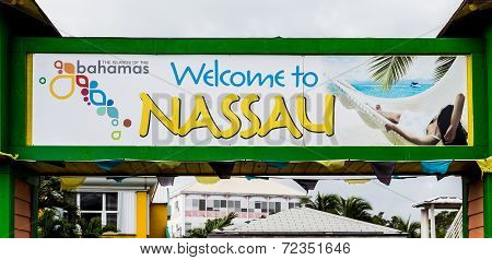 Welcome To Nassau