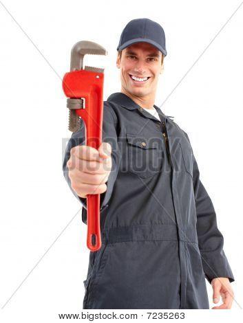 Plumber Worker