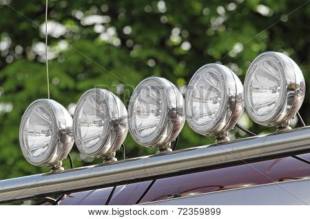 Off Road Light Bar