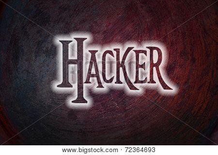 Hacker Concept