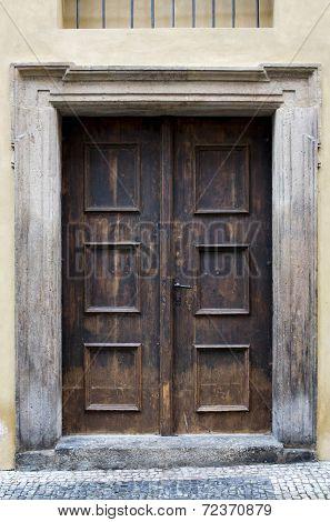 Gatewey - Old Door