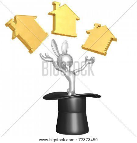 Abracadabra Homes