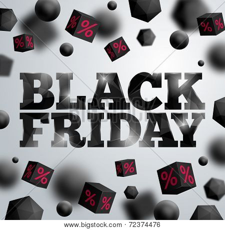 Black Friday Poster.