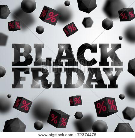 Black Friday Poster.
