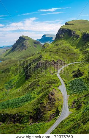 The Quiraings, Isle of Skye