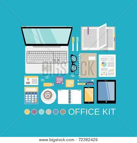 Office kit decorative