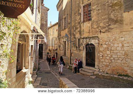 Saint-paul-de-vence, Provence, France