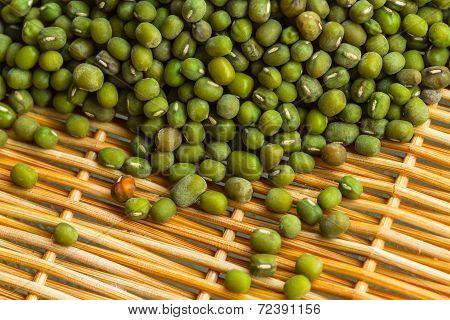 Mung Beans or Moong Beans