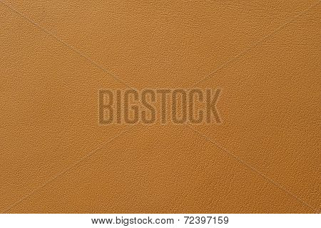 Closeup Of Seamless Brown Leather Texture