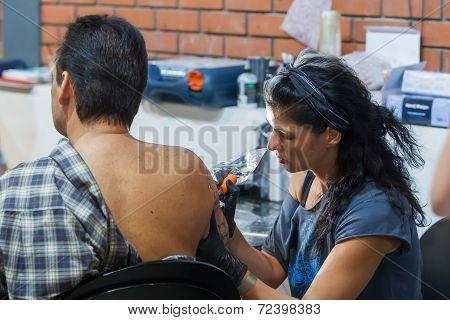 1St Thessalonink – Thessaloniki International Tattoo Convention