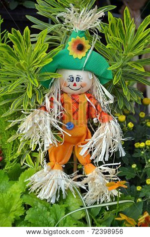 Cute Little Scarecrow Decoration