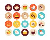 picture of flat-bed  - Flat icons set 27  - JPG