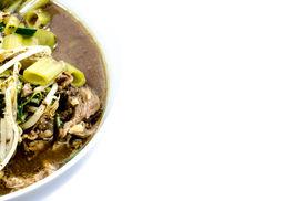 stock photo of noodles  - Noodle Thai Noodle Thai Noodle meat  - JPG
