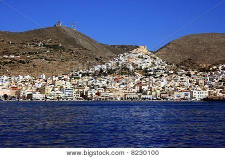 Ermoupolis On Syros