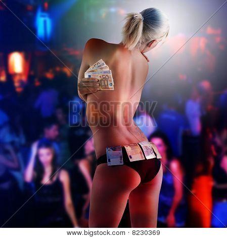 Tha Sexy Stripper With Money