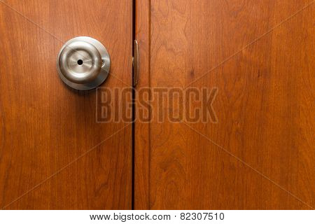 Closed Door
