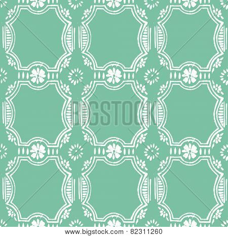 Vintage wall texture - seamless pattern