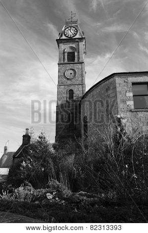 Clock Tower in Kincardine