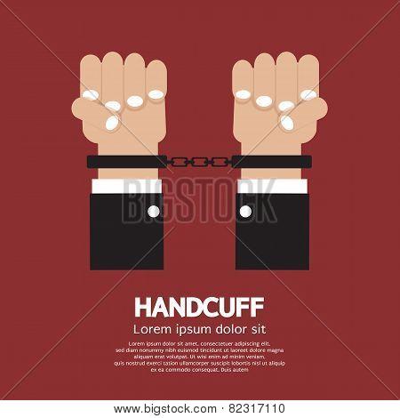 Handcuff.
