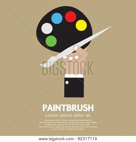 Artist Color Palette.