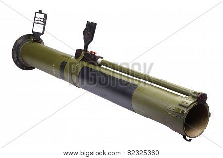 Anti-tank Rocket Propelled Grenade Launcher - Rpg 26