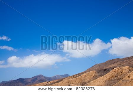 Southern Fuerteventura, Mountain Range