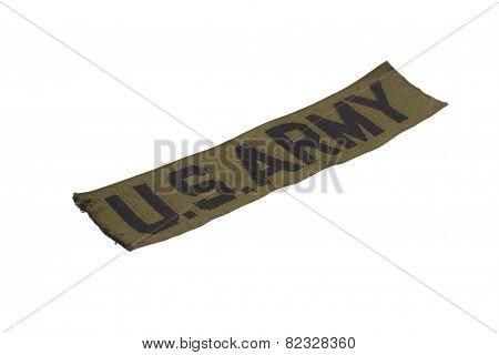 Us Army Uniform Badge