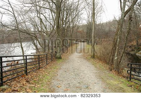 Blackstone River Path