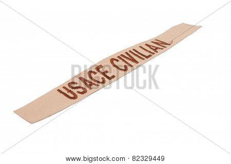 Usace Civilian Uniform Badge