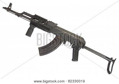 AK assault rifle