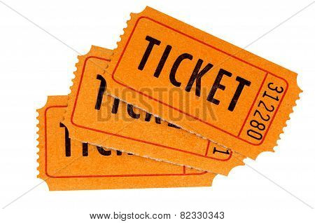 Orange Tickets