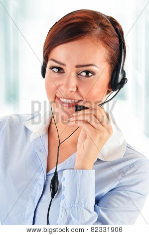 Call Center Operator. Customer Support. Helpdesk