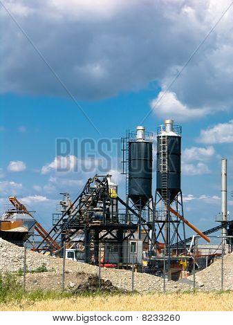 Industria pesada en Brasov, Rumania
