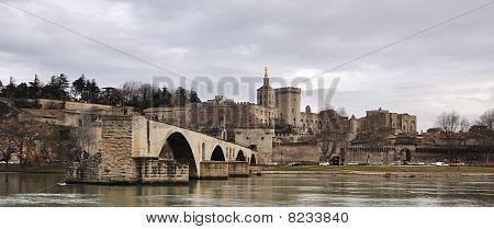 Avignons bridge, Pont d'Avignon