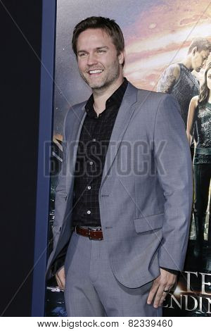 LOS ANGELES - FEB 2: Scott Porter at the 'Jupiter Ascending' Los Angeles Premiere at TCL Chinese Theater on February 2, 2015 in Hollywood, Los Angeles, California